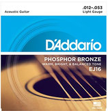 D'Addario EJ16 Light