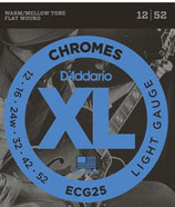 D'Addario ECG25 LIGHT