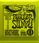ERNIEBALL 2221 REGULAR SLINKY