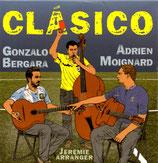 Gonzalo Bergana , Adrien Moingard  「CLASICO」