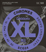 D'Addario ECG24 JAZZ LIGHT