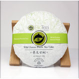 Tè Puerh Wild Forest Green Cake