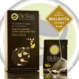 Tè Verde in Foglia al Gelsomino (filtri)