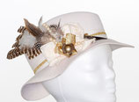 Clamare Bavarian Hat Golden