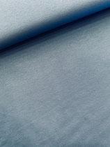 Viscose-Jersey uni blaugrau
