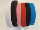 Weiches Gummiband rot