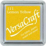 "Encre Versacraft jaune ""Lemon Yellow"""