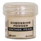"""Poudre à embosser """"Vintage Pearl"""" 14g"""
