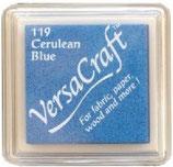 "Encre Versacraft bleue ""Cerulean Blue"""