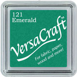 "Encre Versacraft verte ""Emerald"""