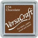 "Encre Versacraft marron ""Chocolate"""