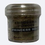 """Poudre à embosser dorée """"Princess Gold"""" 18g"""