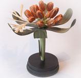 Botanische replica bloem