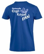 Etzel-Kristall Fan-T-Shirt