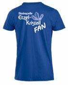 Etzel-Kristall Fan-T-Shirt