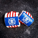 Wrist Wraps - Red, White & Blue