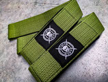 Tuff Guy - Military Green Lifting Straps