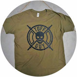 Tuff Guy - T-shirt Army Green