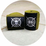 Tuff Guy - Wrist Wraps Military Green PRO