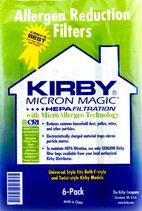 Мешки - Фильтры  Удерживающие Аллергены (6 Пакетов) Allergen Reduction Filters (6 Pack)