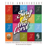 Sing to the Lord, CD