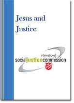"""Broschüre """"Jesus und Gerechtigkeit"""""""