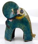 Elefant klein türkis