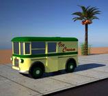 DIVCO Twin Ice Cream Van