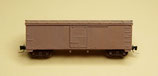 Nn3 D&RGW 3000 Series Boxcar KIT