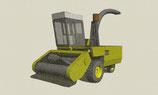 Fortschritt E 281 C Harvester