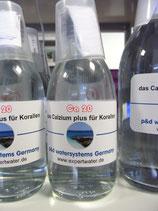 Ca-20 special Coral-Milk, das turbo Calzium für riffbildende Organismen!