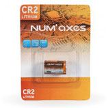 Pile CR2 lithium