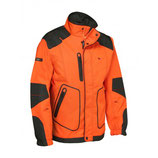 Veste Homme LIVC RAPACE - ORANGE