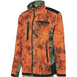 Blouson Homme LVC Softshell SNAKE - Ghost camo
