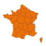 Carte topo France entière 1/25000 SportDog TEK 2.0
