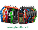 Pack alpha 100F avec 10 colliers T5F