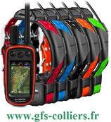 Pack alpha 100F avec 5 colliers TT15F