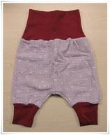 Baby- Pumphose, Musselin *Nitia Maweka* Gr. 62