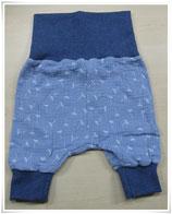 Baby-Pumphose Musselin *Makwenye Buluu* Gr. 68