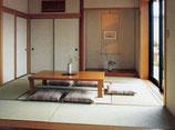 床暖房用薄畳 表替え 化学表