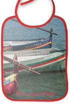 Bavoir barques