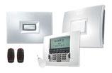 Somfy Protexial io Security Kit FUNK 1875099 FPK + 2 Handsender Alarm E/A/Z