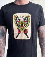 T-shirt Butterfly Male