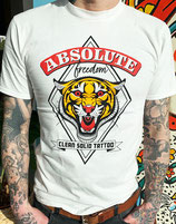 T-shirt Absolute freedom male