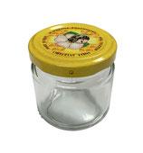 Honigglas 125gr mit Deckel TO53