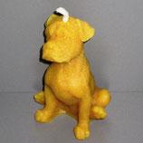 Boxerhund unbemalt
