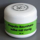 Baumharzsalbe mit Propolis