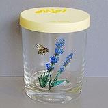 Honigglas Lavendel mit Deckel
