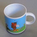 Tasse mit Bienensujet