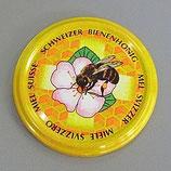Honigglasdeckel Blüte